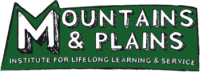 Mountains and Plains Institute for Lifelong Learning and Service logo