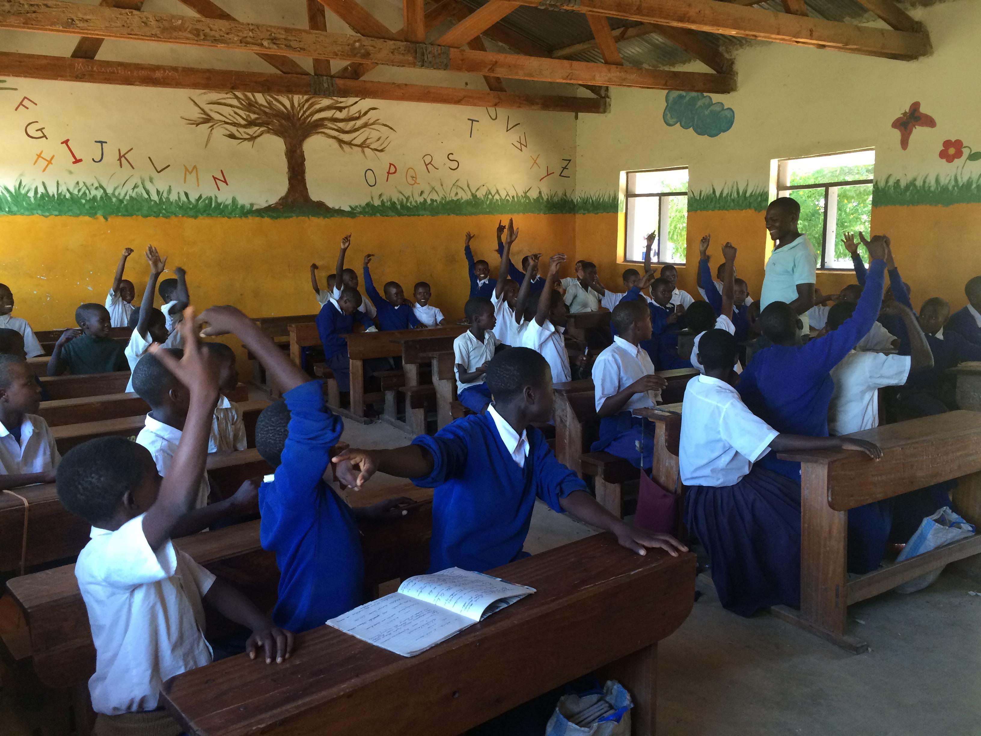 education program wildlife connection